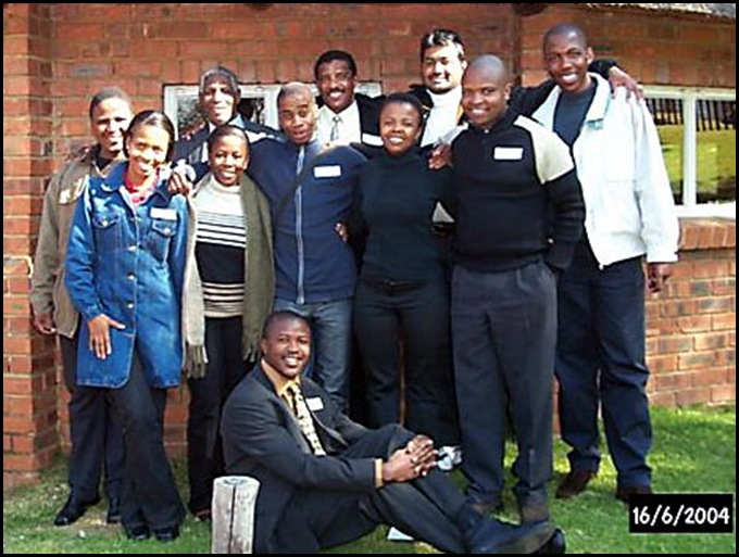 Study Trust Students benefiting from FW De Klerk bursaries