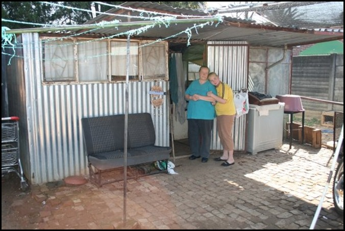 Poor White AFrikaners in Pretoria Oct 2009 Bruno Ughetto Facebook Album