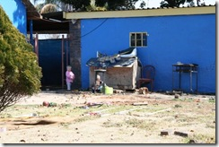 Afrikaner poor in Pretoria Oct 2009