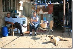 Afrikaner poor shanty October 2009 Pretoria