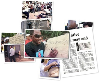 Afrikaners in genocide due to blocking from labour market by ANC LAWS weergegeven