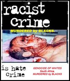 RacistCrimeIsHateCrimeProtestPoster