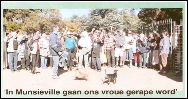 AfrikanerPoorDemonstratingAgainstForcedRemovalFromKrugersdorpCamp