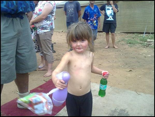 Afrikaner Squatter camp Krugersdorp child PicJohanVdMerweWitPlakkerskampKrugersdorpFacebook