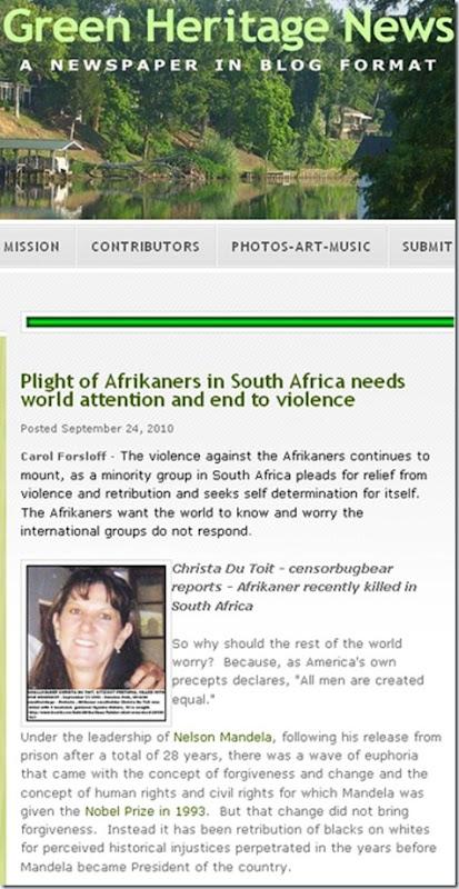 AfrikanerPlightCarolForsloffArticleSept242010Page1