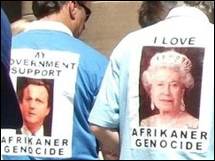 KILL BOER PROTEST AT JOBURG HIGH COURT NOV292010