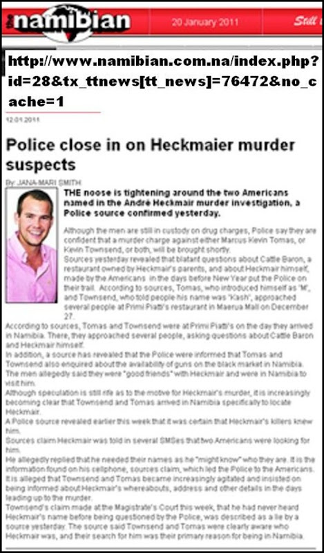 HECKMAIR ANDRE EXECUTED KLEIN WINDHOEK JAN72011 2 AfrAmer_arrested