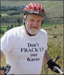 KAROO ANTISHELL CAMPAIGNER Koos van der Wat Mar242011 BeeldMariskaSpoormaker