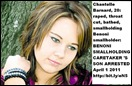 Barnard Chantelle 20 raped throat slid then bathed by black caretaker Benoni smallholding