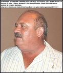 VanderMerwe Andre April302011 murdered Ottosdal DRAGGED BEHIND BAKKIE