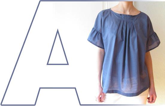 blouse A1