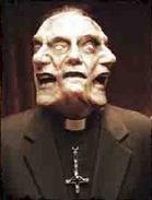 il male nel clero
