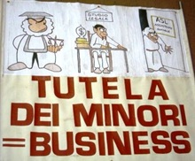 tutela minori business