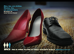 Men are real victims of domestic violence but nobody cares