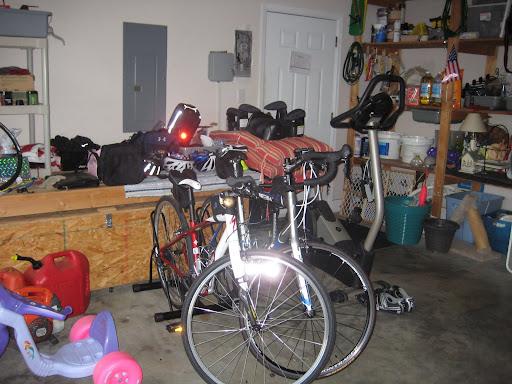 Max & Debbie's bikes