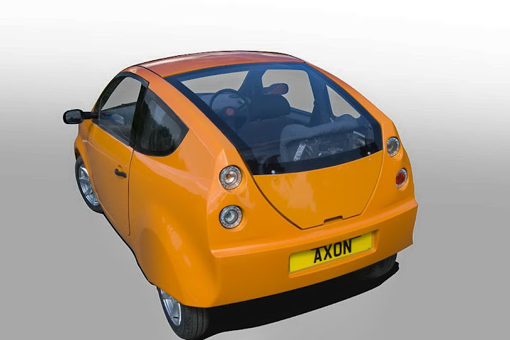Axon Hybrid