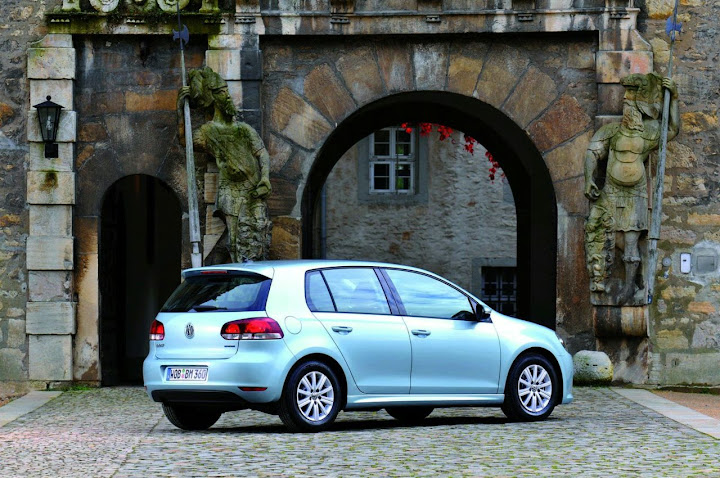 Volkswagen Golf Bluemotion Autoalert