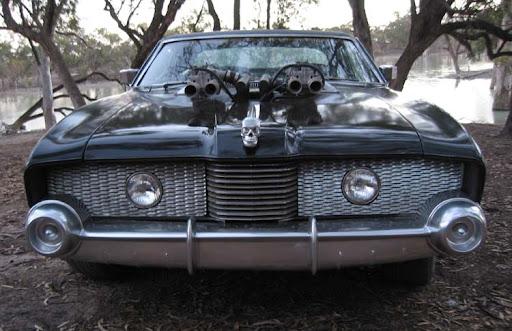 Něco pro fans US CARS Front