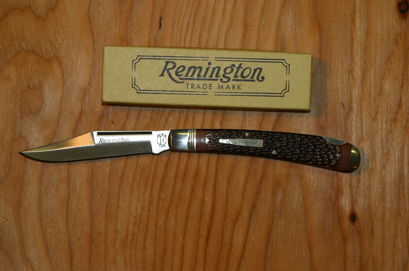 knv K15 Remington Remington Bullet Knife R1253