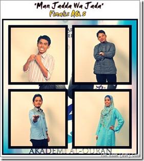 peserta keputusan akhir akademi al-quran 5