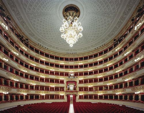 La Scala Milan Italy