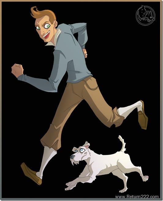 Tintin_et_Milu_Quickie_by_Javas