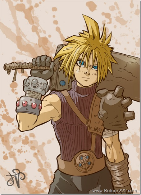 Final_Fantasy_7_Cloud_Strife_by_MIRRORMASTER