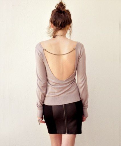 None {friday finds: sexy back}