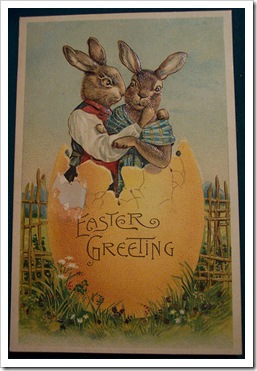 Vintage Easter Postcards13