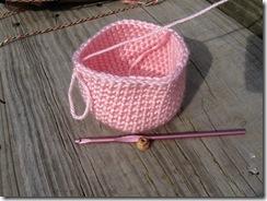 Single Skein Caron Cake Crochet Project