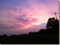 Sunset 5-21-11