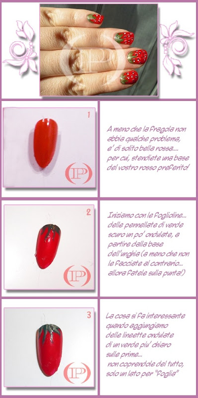 nail-art-fragole-tutorial-1-paola