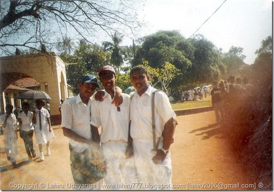 Lahiru Udayanga 2007 @ Anuradhapura Central College. ®