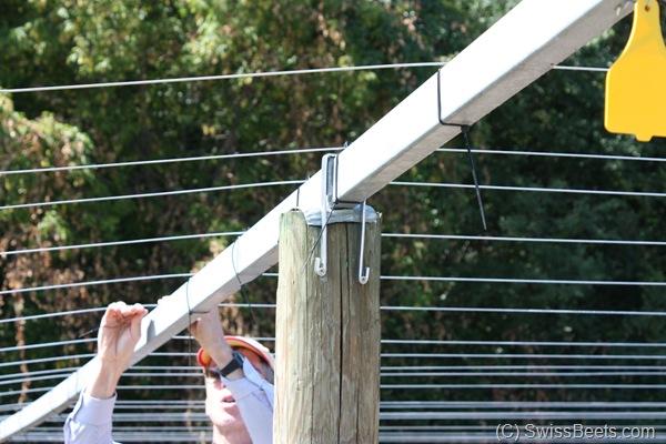Kiwi Pergola System