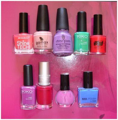Summer Nails 2010