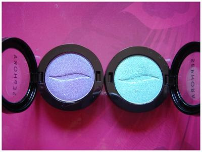 Sephora Colorful Mono Eyeshadow n. 35-43 (glitter)