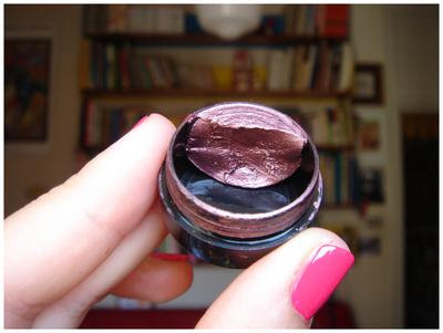 MUFE Aqua Cream: 17 plum