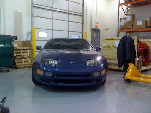 300ZX Twin Turbo T-Top.