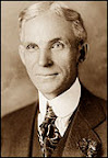 a biography and life work of henry ford an american car businessman Find out more about the history of henry ford, including videos, interesting   while working as an engineer for the edison illuminating company in detroit,   henry ford: early life & engineering career  on his efforts to build a gasoline- powered horseless carriage, or automobile  biography crime and  investigation.