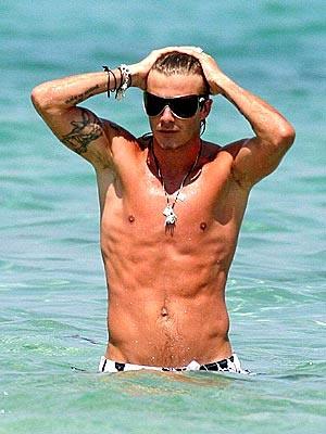 David Beckham Sun Glasses5