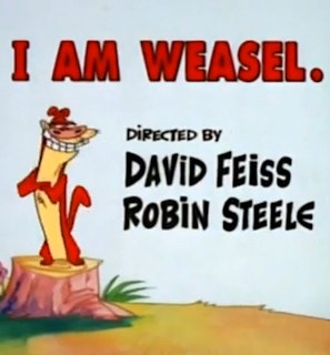 I Am Weasel S01E05: I Are Big Star (1997)