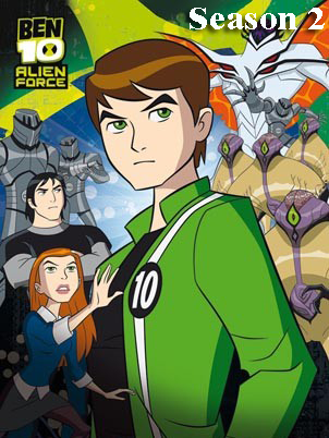 Ben 10: Alien Force - Full Season 2 (2008)