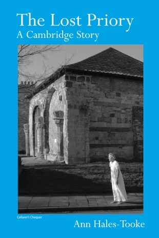 book cover for The Lost Priory by Ann Hales-Tooke