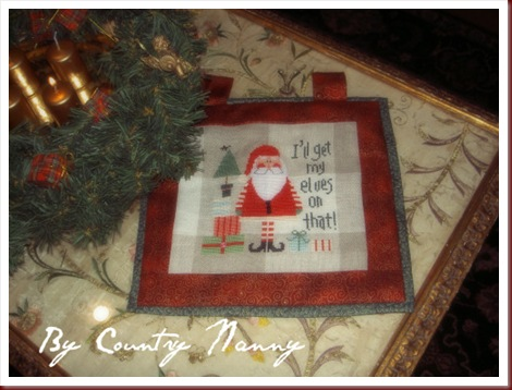 Santa Claus Banner 1