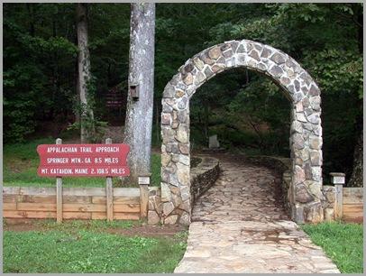 Appalachian Trail Approach