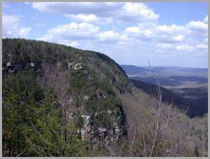 Left Ridge of Cloudland
