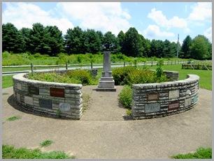 Monument To Davy Crockett