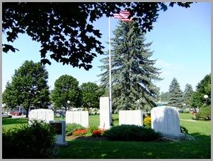 Memorial To War Veterans