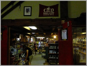 Gift Shop at Cider Mill
