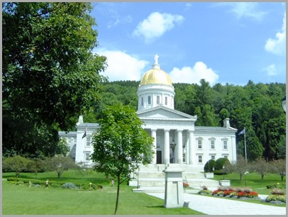 Vermont State Capitol, Montpelier, Vermont